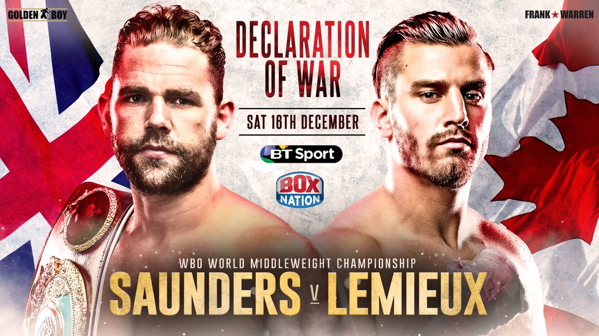 Image result for saunders vs lemieux
