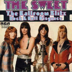 https:// youtu.be/ewFBuYHldeY  &nbsp;    #YouTube Sweet - The Ballroom Blitz (Official Video) <br>http://pic.twitter.com/iouv8uVUR3