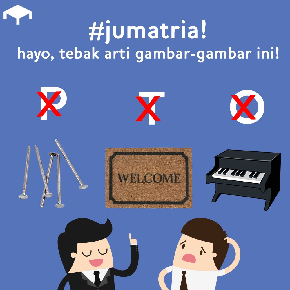 Ada seri baru nih KITAAAAAA!😬😌🙏#jumatria Sahabat MejaKita coba tebak ya😏😏🤔 apa hayo harusnya gampang si