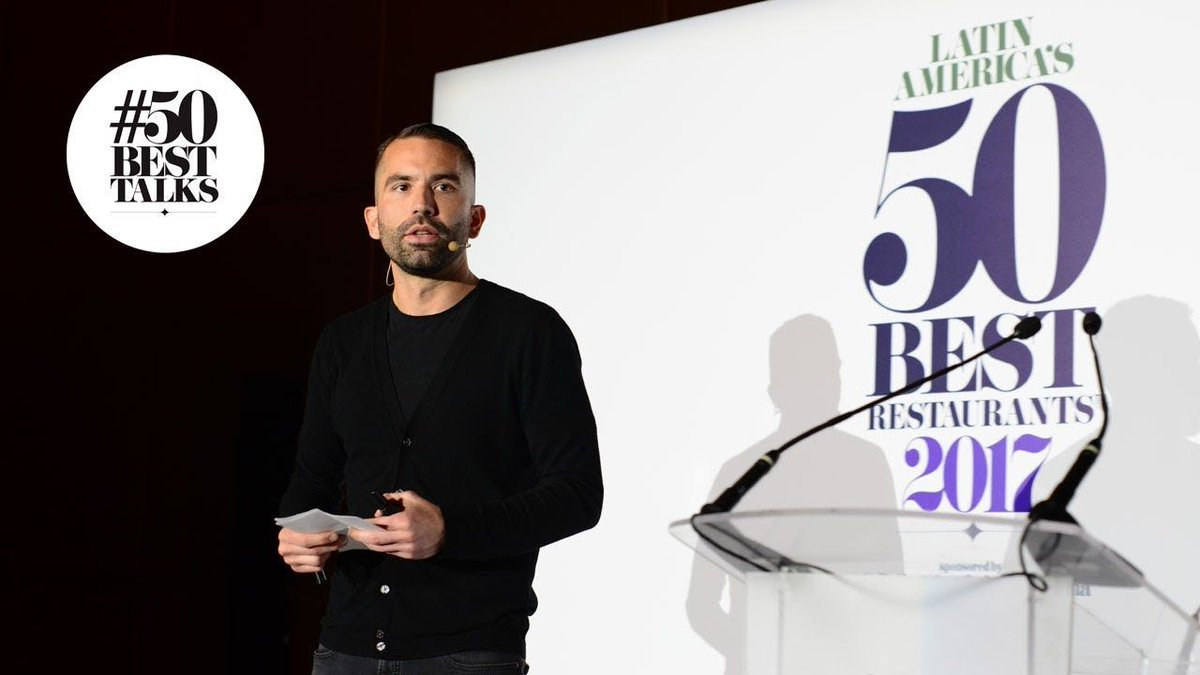 &quot;From the very beginning, we were always preparing for the day when Gustu would be able to run completely with local talent.&quot; Follow the link to watch Michelangelo Cestari&#39;s full #50BestTalks video from #LatAm50Best  https:// youtu.be/-WxOYZvzkpk  &nbsp;   @MCestariGUSTU @GustuRestaurant #Bolivia <br>http://pic.twitter.com/nymZYwO955