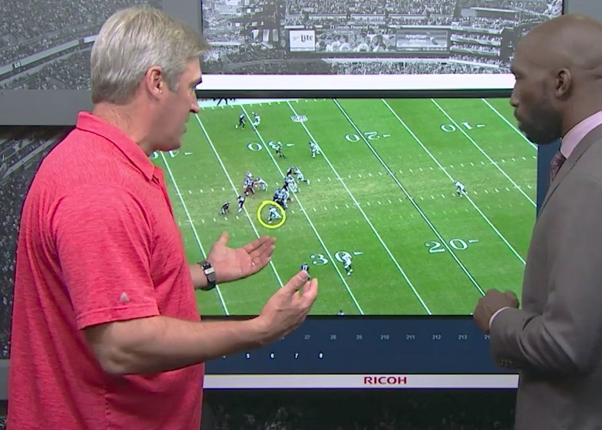How do the #Eagles match up against the #Cowboys? We break down Dak, one of Dallas&#39; favorite coverage schemes, and welcome Doug Pederson into the studio for some film study on Eagles Game Plan!  WATCH:  https:// goo.gl/KzxErx  &nbsp;  <br>http://pic.twitter.com/uvt0k3q9wT
