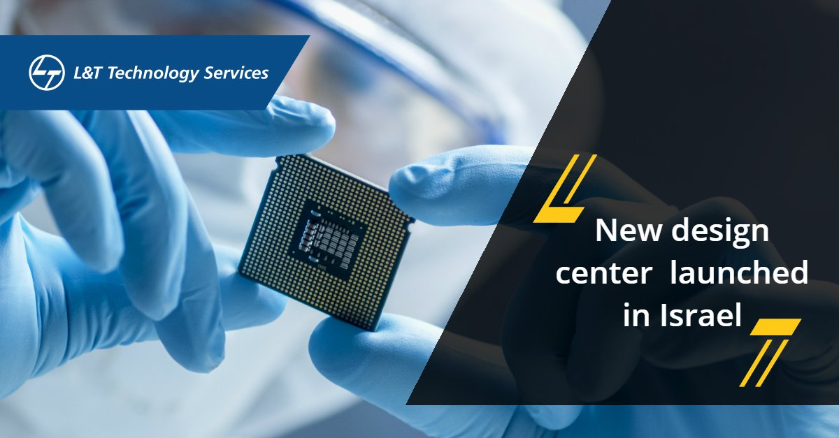 We have expanded our presence in #Israel with the #launch of a #CenterofExcellence (#CoE) and a new office. The #newdesigncenter will act as a #globalhub for #developing advanced #solutions in Video, #ASICdesign, &amp; #Security. Click here to know more:  http:// bit.ly/2hHt1Ub  &nbsp;  <br>http://pic.twitter.com/k7ryupiLiV