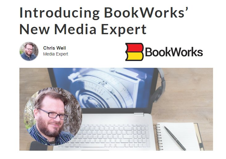 Glad to be the new @BookWorksNYC Media Expert! I&#39;ll share...  * How to position yourself for media attention * How to create a great media kit yourself * How to handle yourself in interviews  Details here:  https:// buff.ly/2zIhACz  &nbsp;    #SelfPub #IndieAuthors #PR #Publicity <br>http://pic.twitter.com/VFrNw7gRDD