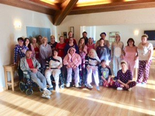 Service users and staff at our #neuro #rehab service in York are celebrating #ChildrenInNeed with a pyjama day today. £160 has already been raised and counting... Well done everyone!<br>http://pic.twitter.com/2IEWQR7XRX