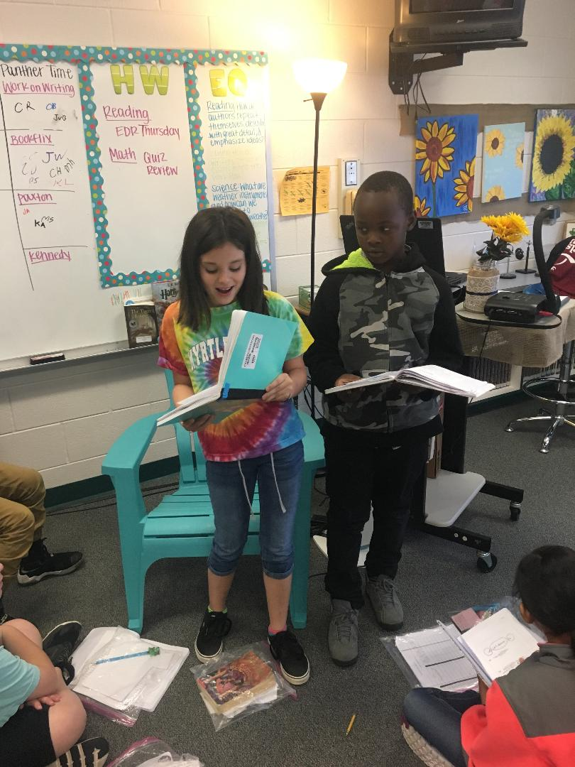 BLES 4th grade students practice debating ideas from our novel, Tiger Rising, to align with the latest Lucy Caulkins reading lesson.  #BLES #4thGrade #Reading<br>http://pic.twitter.com/44m7Xf531R