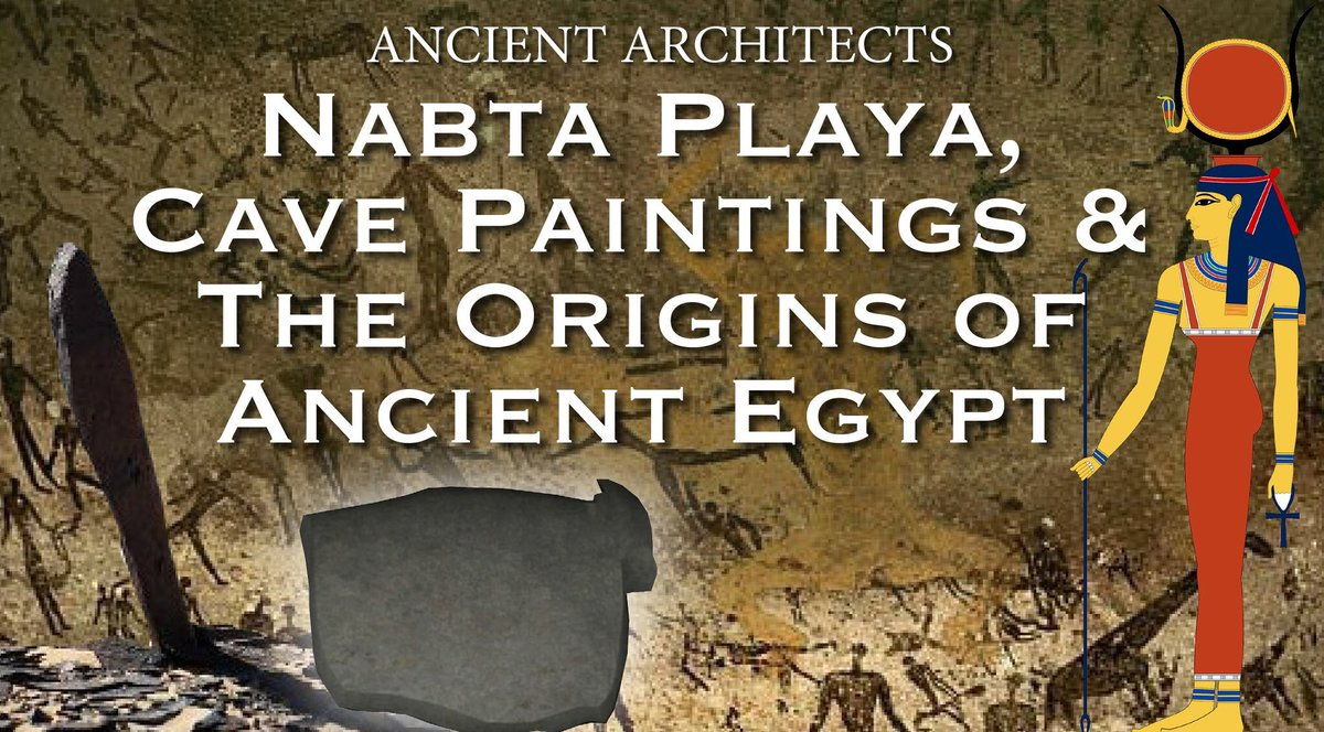 NEW VIDEO: The enigmatic #NabtaPlaya stone monuments, ancient rock art in Western #Egypt and the origins of Dynastic Egyptian culture. Please watch and subscribe:  http:// youtu.be/9FPN3V7arFI  &nbsp;  <br>http://pic.twitter.com/dcUYyBd599