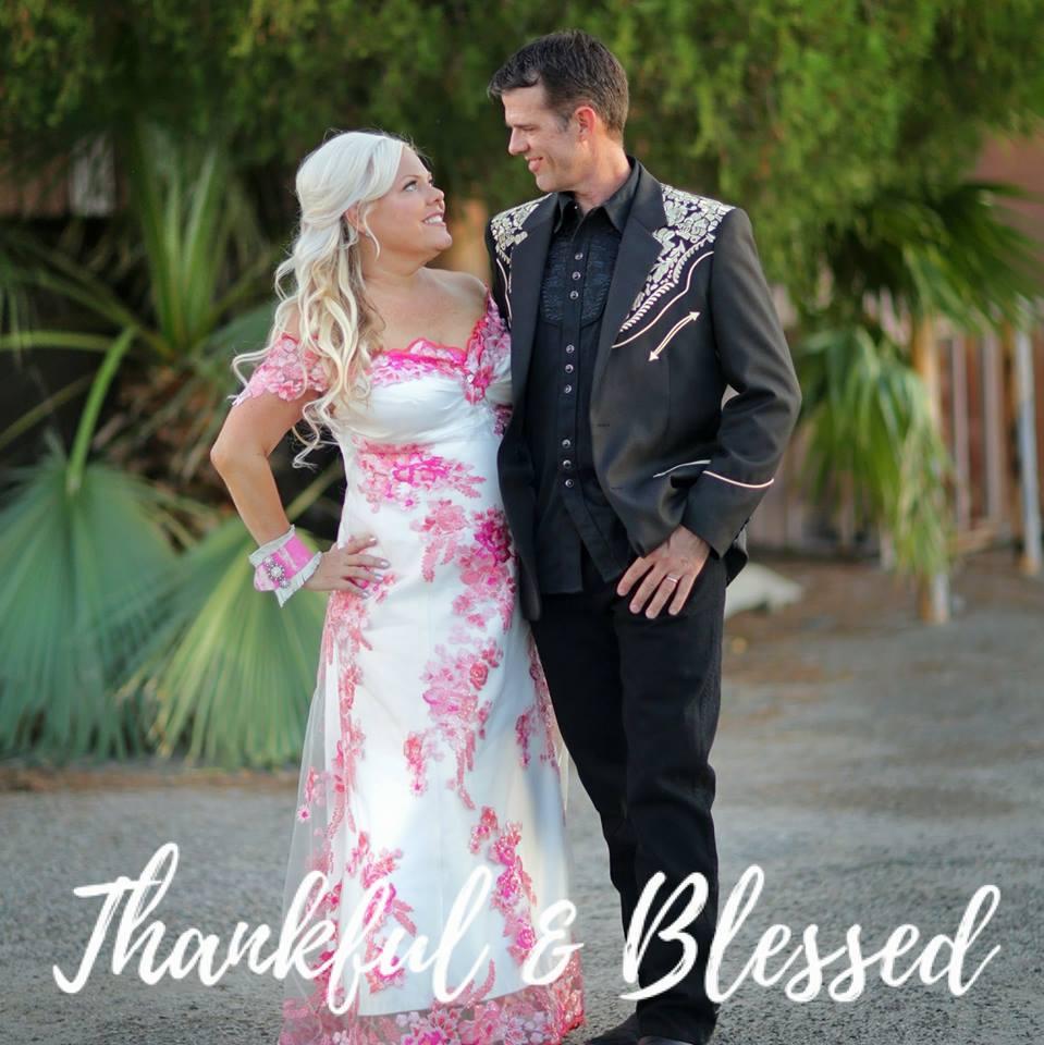 BEST. DAY. OF. MY. LIFE!!!!! married my best friend @BillyShawJr 5 days ago. <3 #Tucson #ShawShindig #Gratitude