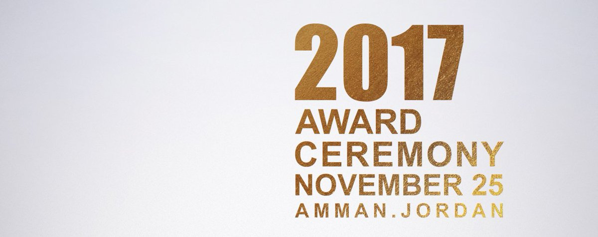 @TakreemAwards aims to defy the negative perceptions that have plagued the region and becoming a source of inspiration to the Arab youth in their search for role models. #Jordan #Takreem2017 @RicardoRKaram<br>http://pic.twitter.com/HLr4elLnr1