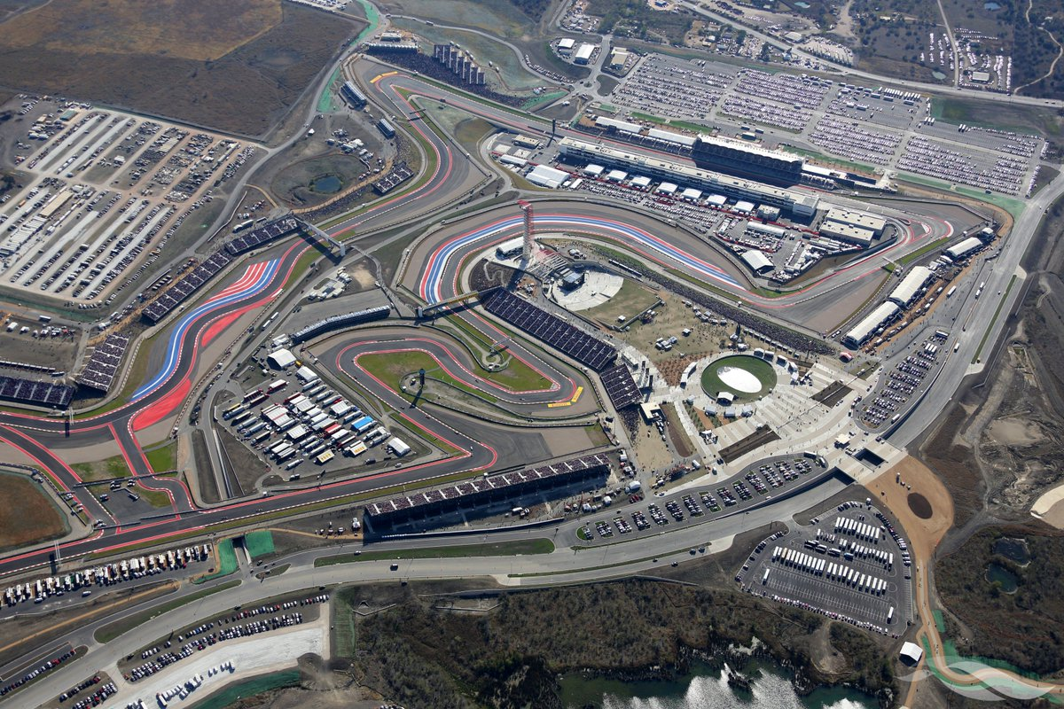 Tomorrow marks the five year anniversary of COTA&#39;s first race day, the 2012 #F1 #USGP. From everyone here, thank you to all of our friends and fans who have helped make it such an unbelievable adventure. <br>http://pic.twitter.com/h5Mol7rAof