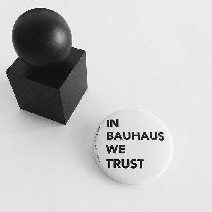IN #BAUHAUS WE #TRUST © Heydavid <br>http://pic.twitter.com/WgcvytsiuF
