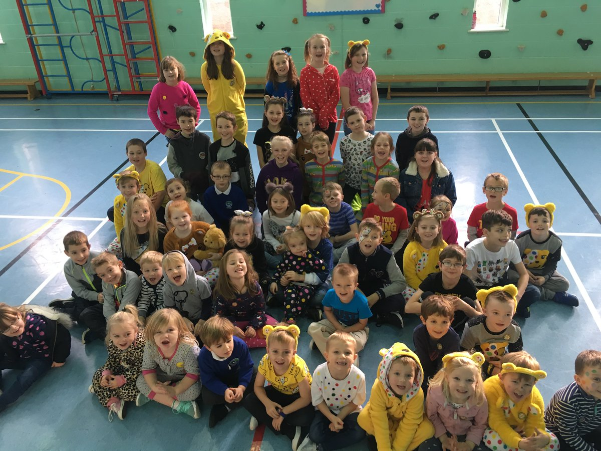 A super effort raising money for @BBCCiN today!! #childreninneed2017 #isp #lotsofmoneyraised #spotty<br>http://pic.twitter.com/9RANsgXPl2