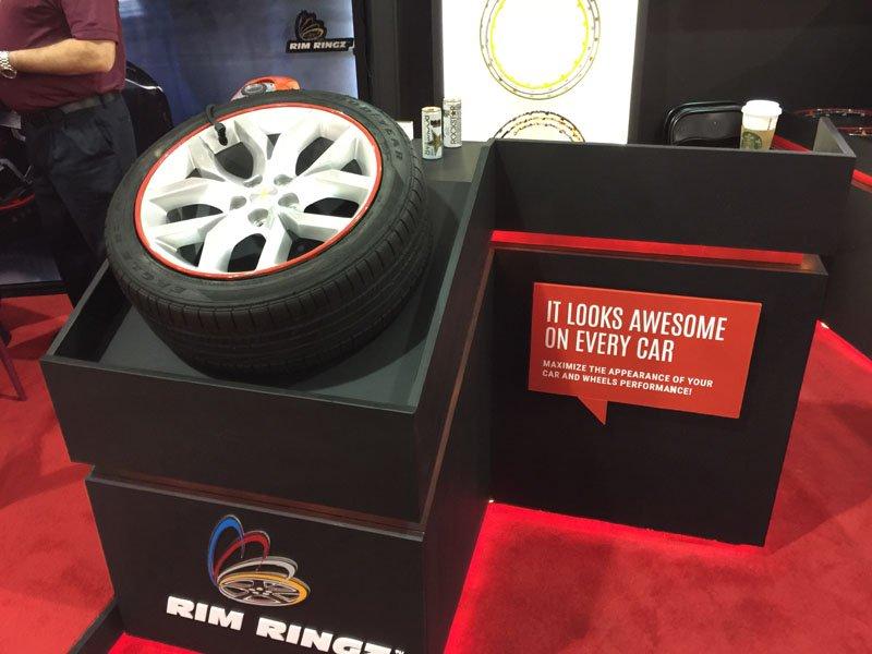 RIM RINGZ On Twitter Sema Show Gallery Rim Ringz Httpst - Show wheels on your car