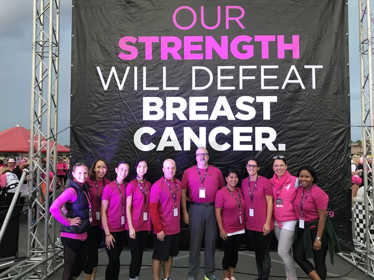 Thank you @odonatetx for your dedication to our mission! Every step you take at @the3day is bringing us one step closer to ending #breastcancer forever. #MoreThanPink<br>http://pic.twitter.com/jFWse0hoBe