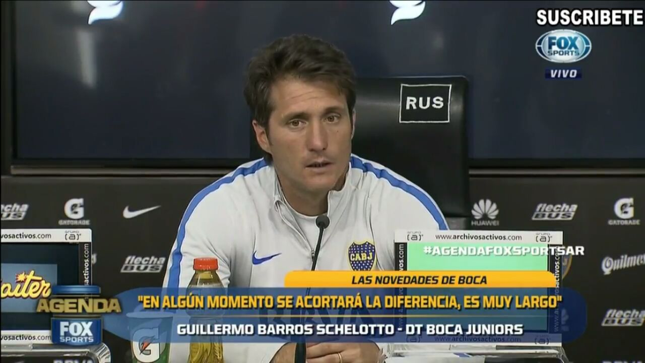 #Guillermo en conferencia: 'Todos los convocados a las selecciones llegaron bien. Habrá que ver el cansancio'. https://t.co/A71FYDhcFz