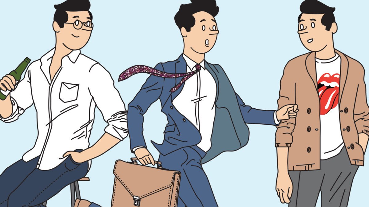 Six easy style moves to look like you give a damn (even on days when you don't):  https:// thetitlemag.com/style/six-easy -style-moves-look-like-give-damn-even-days-dont/ &nbsp; …  #menswear #mensstyle <br>http://pic.twitter.com/ezQ9wHHAyl