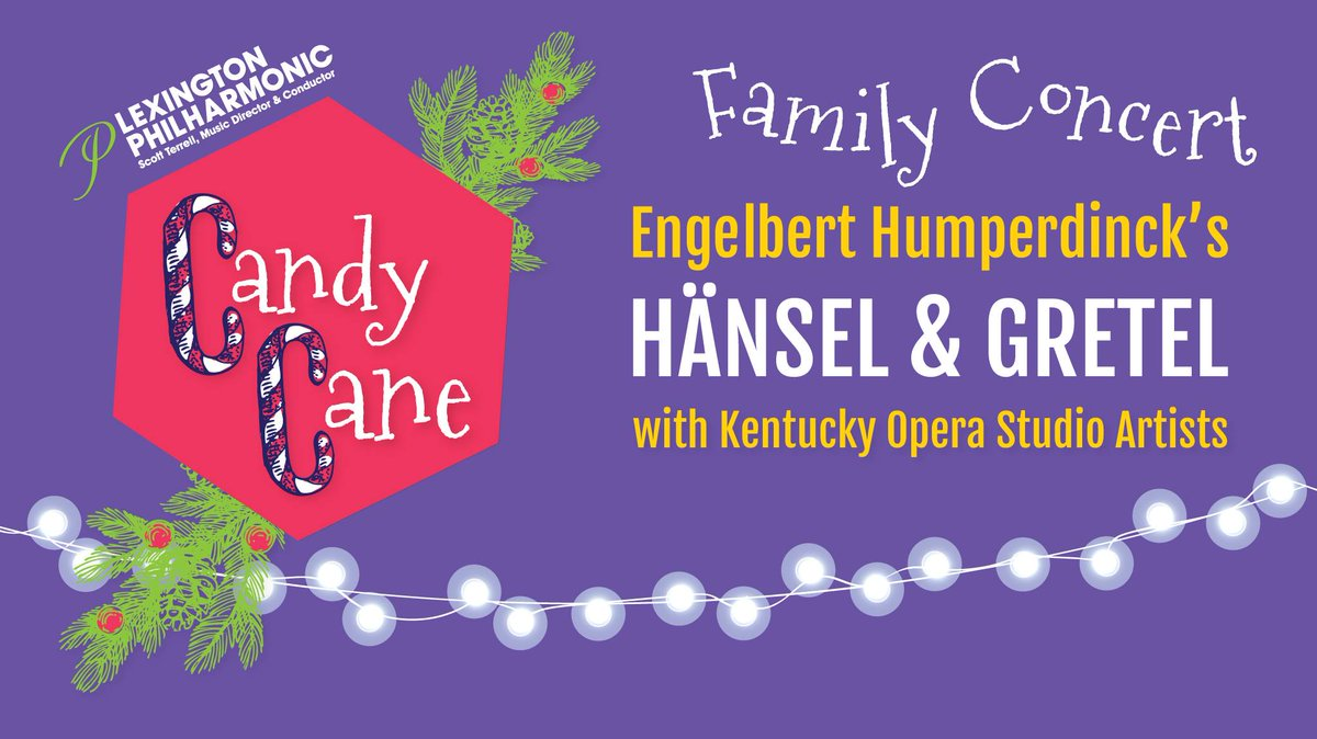 A great Holiday event for families throughout Central and Eastern Kentucky!  https:// lexphil.secure.force.com/ticket/#detail s_a0S360000033qLFEAY &nbsp; …  #CandyCaneConcert #LexingtonPhil #Lexington #2017Holiday #musiced <br>http://pic.twitter.com/74RFSVAUYi