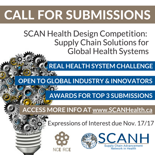#SHDC17 calls for industries operating in the healthcare #SupplyChain to propose a system level strategy for @AHS_Innovates that offers a viable solution to point of care tracking &amp; traceability of products/care processes linked to patient outcomes  https:// goo.gl/jzjMwd  &nbsp;  <br>http://pic.twitter.com/wdzA1ZlrXV