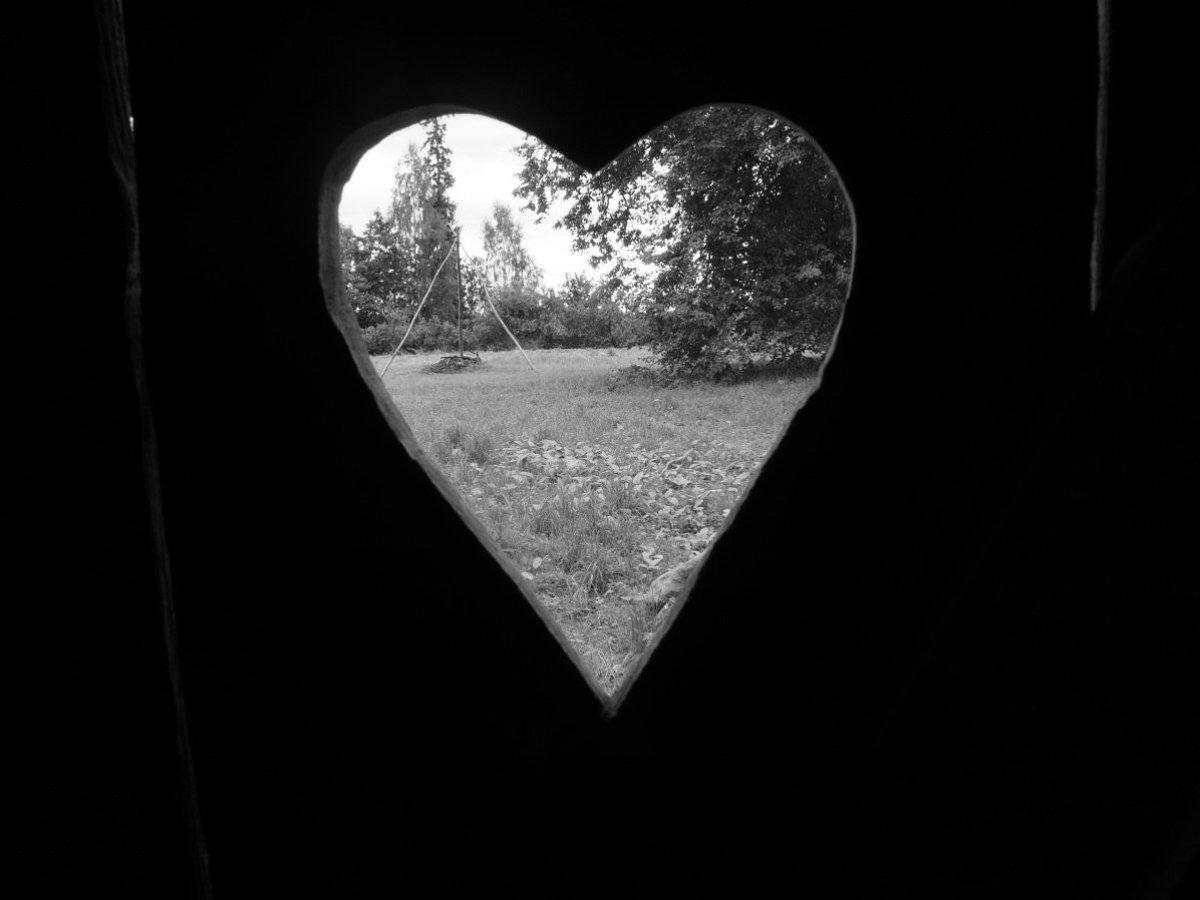 картинка сердце в темноте предыдущем отеле