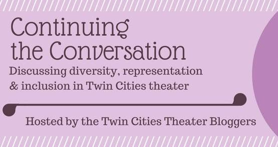 "Here's the audio from the #TCTheater bloggers conversation: ""Continuing the Conversation - Sexuality and Gender Identity in #Theater"" featuring @biggaymexican, Claire Avitabile of @20PercentTC, &amp; Marcel Michelle Obama.   https:// youtu.be/XziLRXWEolc  &nbsp;  <br>http://pic.twitter.com/zTUcMyKn5S"