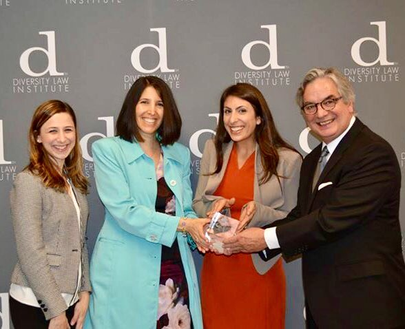 We're so proud and happy that @TheAxelrodFirm was awarded a Diversity #Law Institute award for our #diversity #leadership!  @NAMWOLF @LitCounsel @ABAesq @FOEWPHL @templelaw @TempleWomen @pabarassn @PhilaBar @womenownedlaw @ABAWomen<br>http://pic.twitter.com/nDb1UAmelP