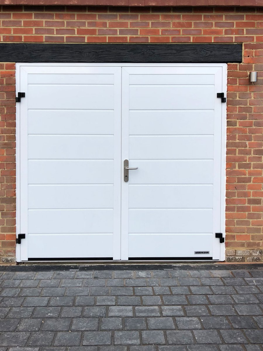 Access Garage Doors On Twitter Hormann Nt60 Side Hinged Garage