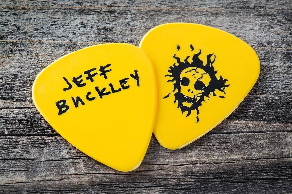 Happy Birthday Jeff, thanks for the music.  - - #JeffBuckley #HappyBirthday #YouAreMissed #ThanksForTheMusic #JimDunlop  http:// ift.tt/2zbFxTu  &nbsp;  <br>http://pic.twitter.com/sLqsTJgbyo
