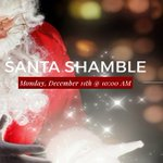 🎅 Our 3rd Annual Santa Shamble is coming up 🎅 It is going to be held on Monday, December 11, 2017! If you would like to play as an individual, with a team or as a sponsor head over to https://t.co/SLCYznW4x9 to sign up!