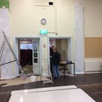Our community centre is starting to shape up nicley. All thanks to the committee and residents of Llanwddyn for winging a paint brush or 2 about 😁