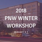The 2018 PNW Winter Workshop is going to be one for the ages!  Registration is now open. Join us for amazing lessons and fellowship as we kick off 2018, The Year of Grace! #YearOfGrace #PNW  Register: https://t.co/gXlKPGXoPa Special Hotel Workshop Rate: https://t.co/lHYYcVUdpo
