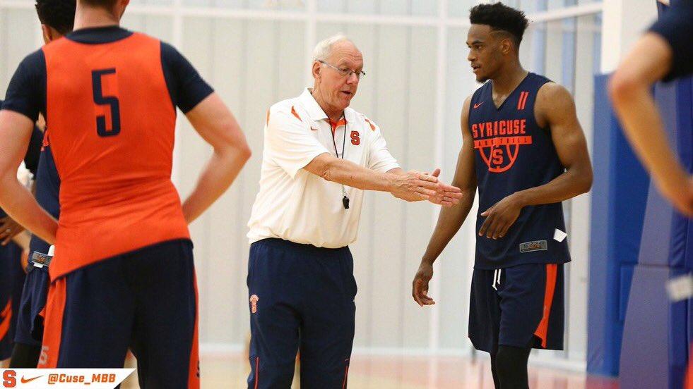 Oshae Brissett will stay in NBA Draft, leaving Syracuse
