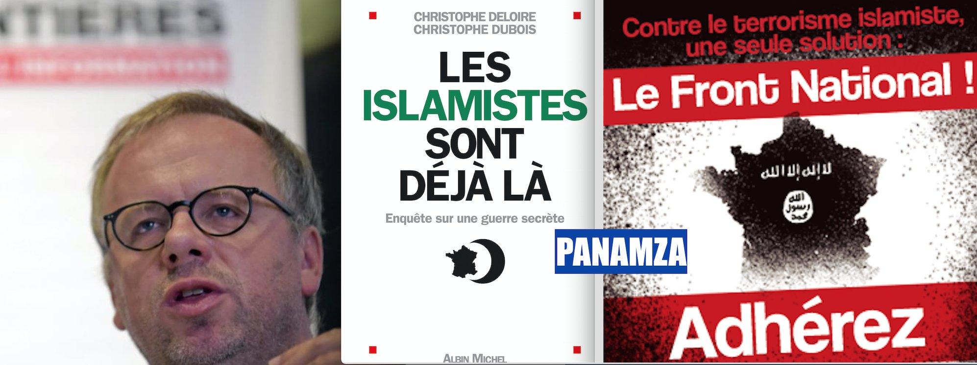 Un islamophobe à la tête de Reporters sans frontières