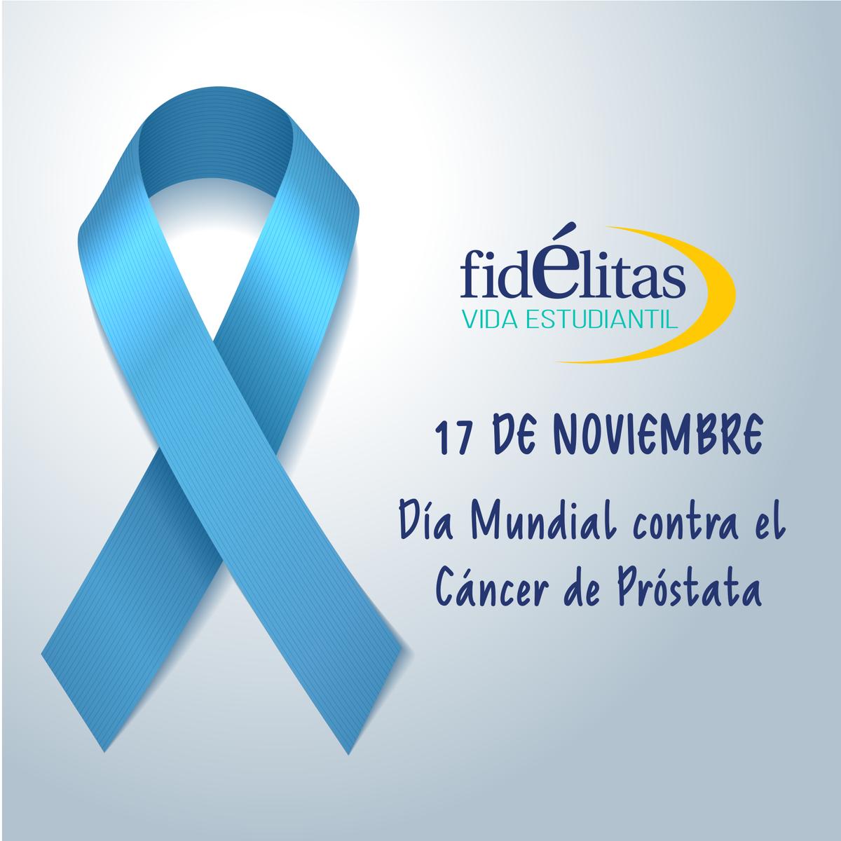 dia mundial del cancer de prostata