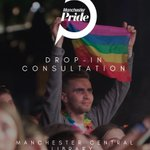 Help to shape the future of your Manchester Pride at a relaxed, drop-in style consultation event on the 23rd November. Members of the Manchester Pride team will be in attendance from 12pm - 5pm downstairs in Manchester's Central Library to listen to your ideas and feedback!