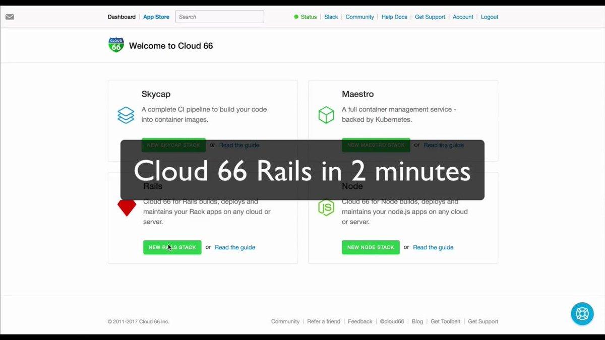 [YouTube] Rails in 2 mins:  http:// bit.ly/2y5npKj  &nbsp;   #Rails #RubyonRails #RoR #Rack  #build  #deploy  #maintain  #anycloud  #anyserver<br>http://pic.twitter.com/Ro3HvIGfqg