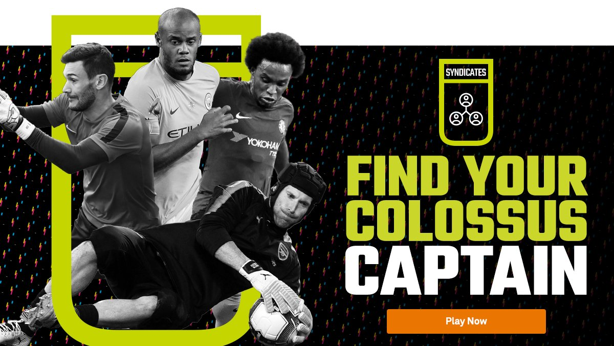 The weekend starts now @ColossusBets!  Here are the #Syndicates kicking off at 18:00  https://www. colossusbets.com/syndicates/join  &nbsp;   select Starting soon #Lille #SaintEtienne  #Amiens #asmonaco  #Arsenal #THFC<br>http://pic.twitter.com/WMIS1pFLcu