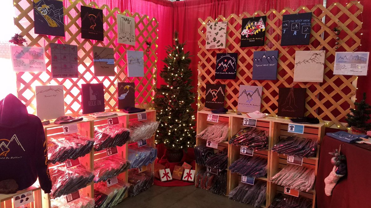 let the festivities begin at the maryland christmas show we will be here from 10am 6pm fri sat and sun come by and visit at the frederickcounty - Maryland Christmas Show