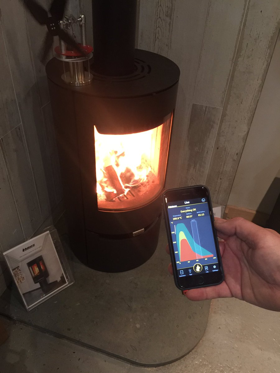 #Total #control! See what the #Aduro Smart Response can save you in fuel costs! Pop in to Usk Stoves at @uskgardencentre for a full demonstration.<br>http://pic.twitter.com/dqsgKppKBs