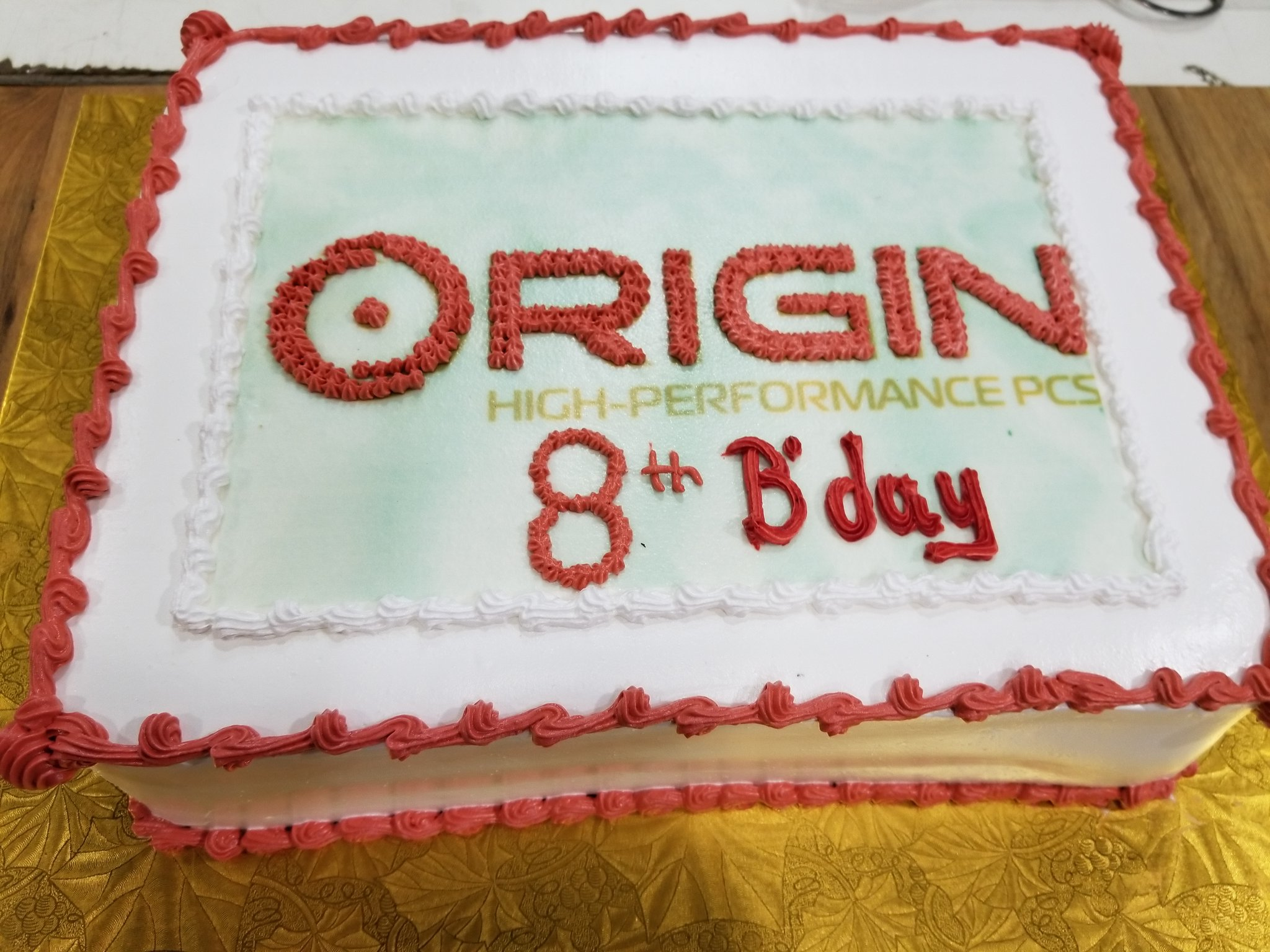 Origin Pc On Twitter Happy Birthday Originpcfamily