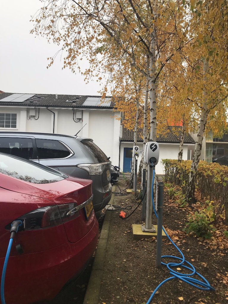 From Watford to Spain, our chargers keep EVs running...  #EV #EOCharging #EO #ElectricVehicle #electric<br>http://pic.twitter.com/NaFHpFaKl6