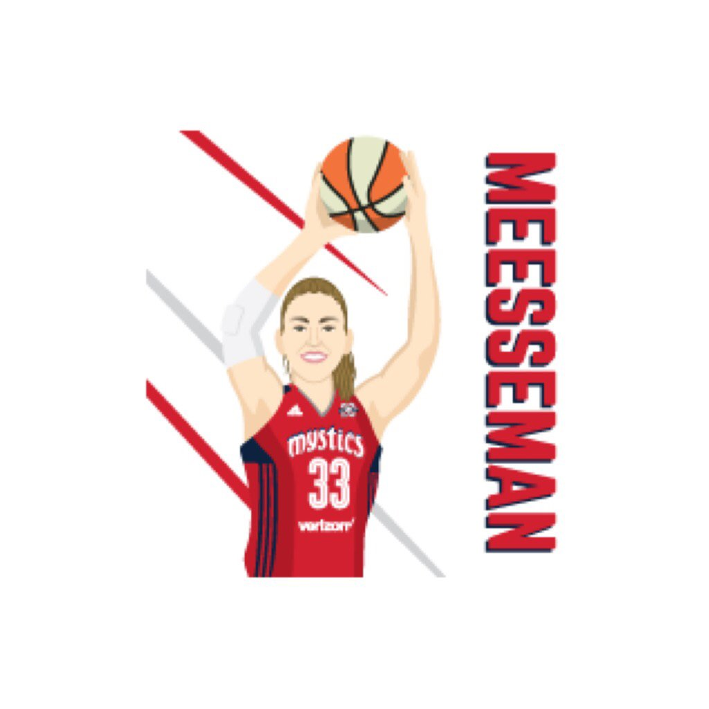 Show off your #MeesseMOOD with a MEESSEmoji! 😎 Get this and other @WNBA emojis when you download the NBAmoji app from the app store!   #EyesUpDC https://t.co/DLLj93YtsT