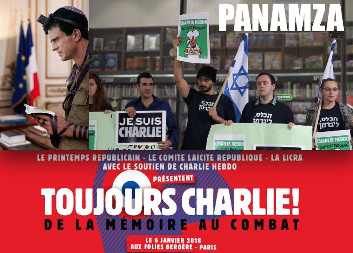 Charlie est grand et Manuel est son prophète