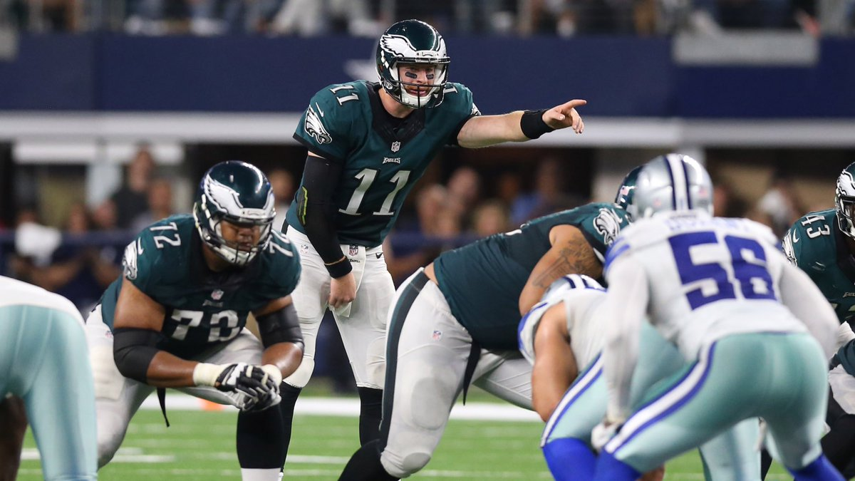 Be 𝐁𝐎𝐋𝐃.  Give us your 𝐛𝐨𝐥𝐝 predictions for Sunday's game against the Cowboys and we'll use the best ones on Quick Slants at six!
