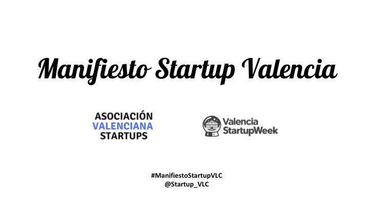 Asociación Valenciana de Startups على تويتر: