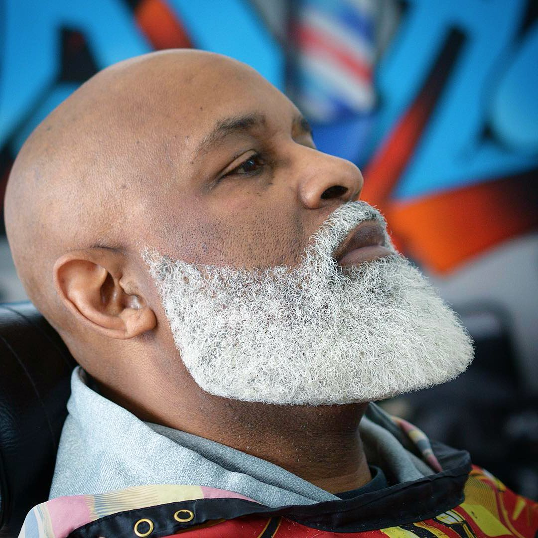 Facial hairs go pretty well with a clean shaven head. What is your favorite beard style?  #MensGrooming #MensStyle #BeardLife<br>http://pic.twitter.com/dPICMGtgAq