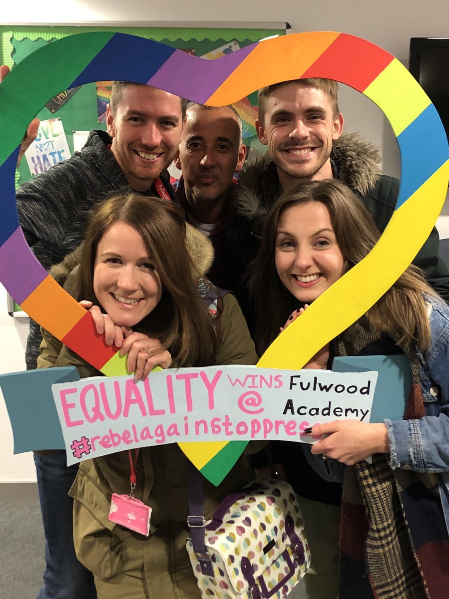 Great day at @FulwoodAcademy performing Out/LOUD for #Antibullyingweek2017 #EqualityWins #remembermatthew<br>http://pic.twitter.com/NuxcwuU0eD