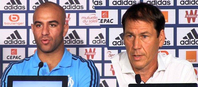 📽 La conférence de presse de Garcia et Abdennour en intégralité  ▶ https://t.co/X0QUAIQZkb #TeamOM #OM #FCGBOM