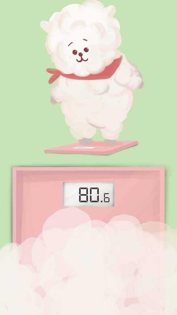 Body weight #BTS #BT21 #btsfanart #RJ #KOYA<br>http://pic.twitter.com/neePixsRrP