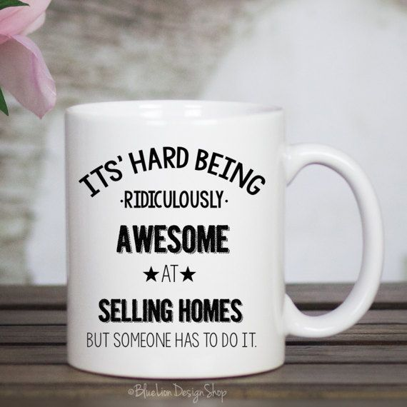 #RealEstateAgent #funnyMug #FridayFeeling #realtorlife  A great #GiftIdea for any of your #Realtor Friends!<br>http://pic.twitter.com/bEAjOM0J6r