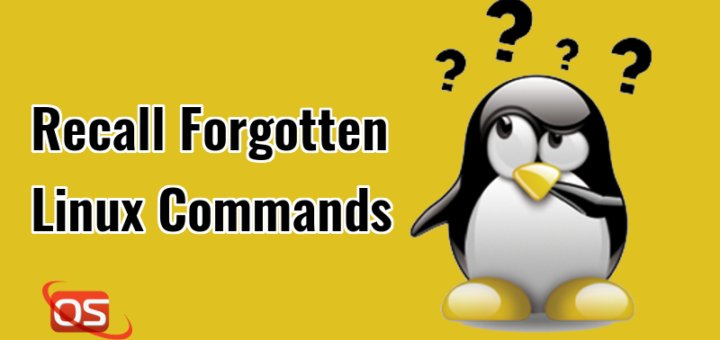 How To Easily Recall Forgotten Linux Commands  http:// bit.ly/2zNYIBF  &nbsp;   #infosec #Hacking #Hackers #Pentesting #linux #opensource #cybersecurity #cyber<br>http://pic.twitter.com/hArU6UHCEl
