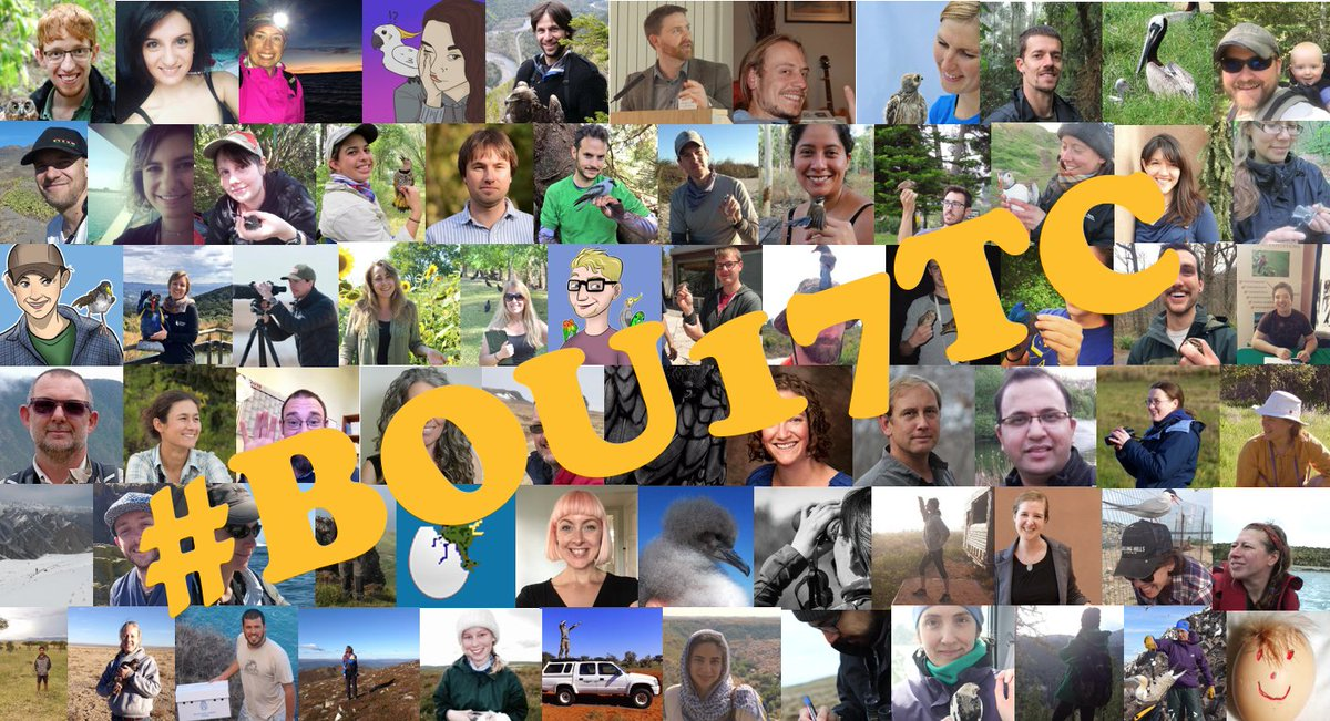We have over 60 researchers presenting their #ornithology research for #BOU17TC including a stellar line up of keynotes - @grahamfappleton @PeterPMarra @CoopSciScoop @DocHPJones @jollivirat @arjundevamar and @GrrlScientist #SciParty <br>http://pic.twitter.com/02nmpOlpEN